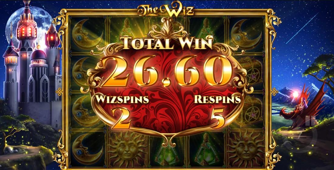 Играть без регистрации The Wiz