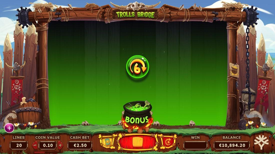Trolls Bridge играть бесплатно