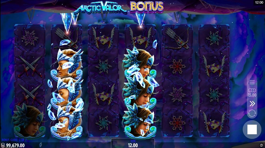 Играть онлайн Arctic Valor