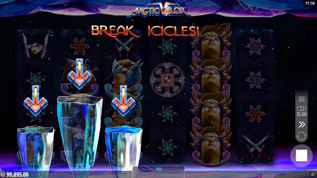 Игровой автомат Arctic Valor играть