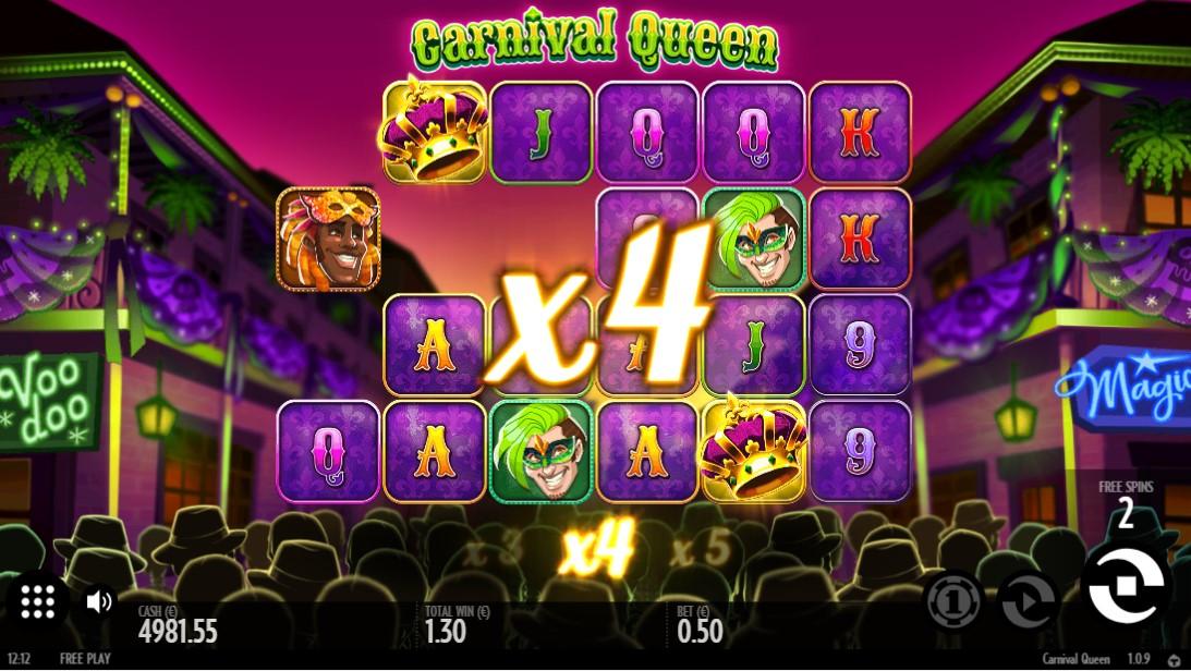 Carnaval Queen играть бесплатно