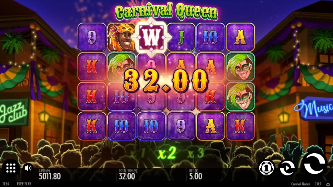 Carnaval Queen слот играть