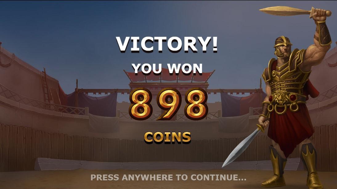 Игровой автомат Champions of Rome играть