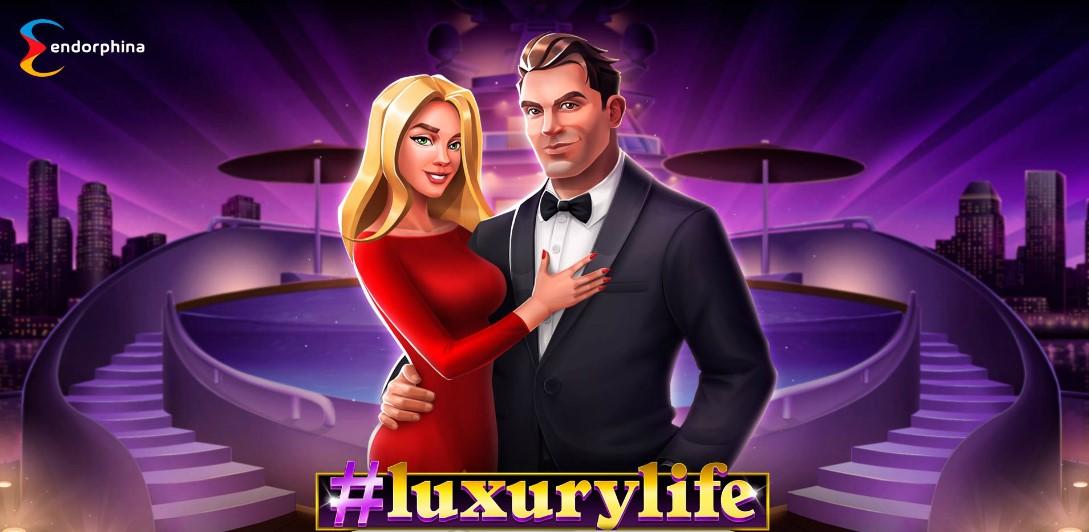 Игровой автомат #Luxurylife