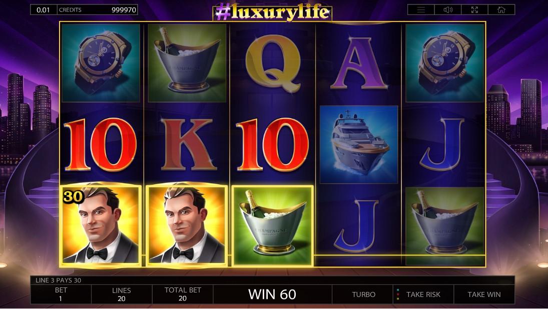 Играть бесплатно #Luxurylife