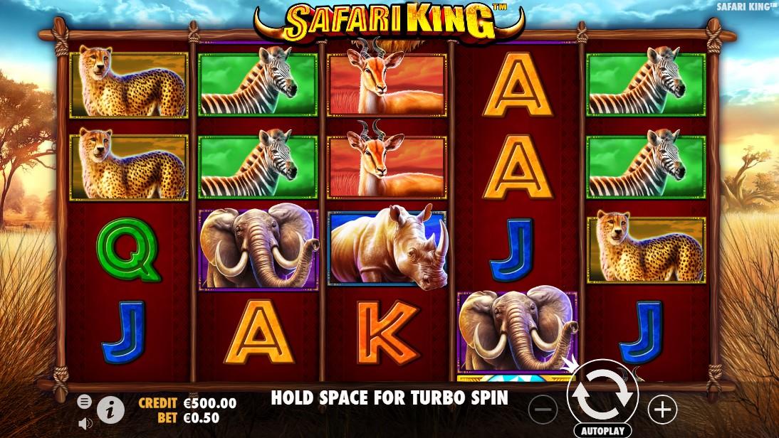 Слот Safari King