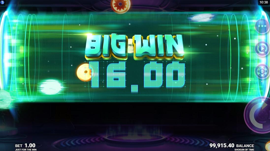 Бесплатный игровой автомат Shogun of Time