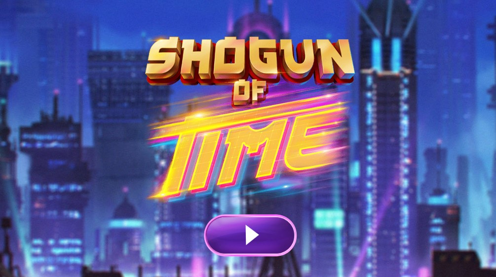 Играть Shogun of Time онлайн