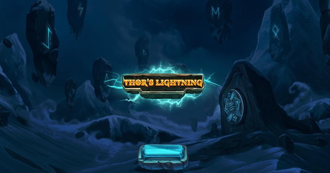Играть онлайн Thor's Lightning