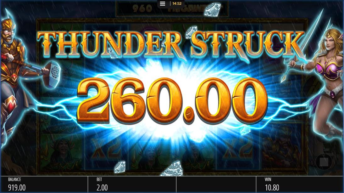 Игровой автомат Lightning Strike