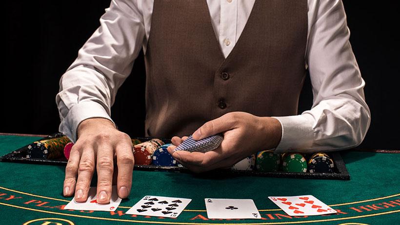 Дилер в казино это фильм казино гоблин скачать