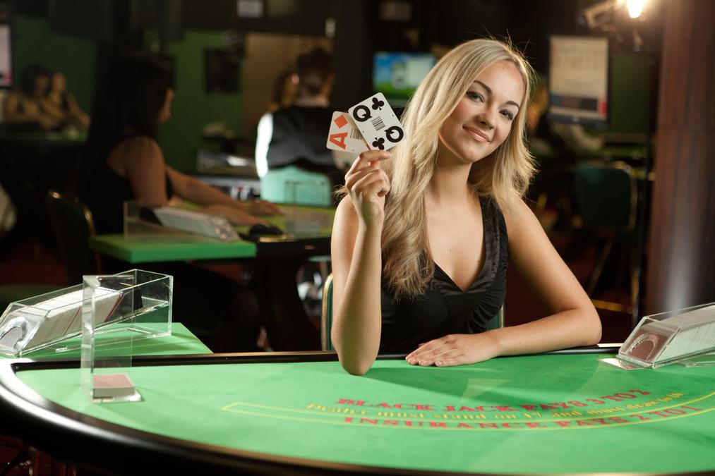 live казино блэкджек