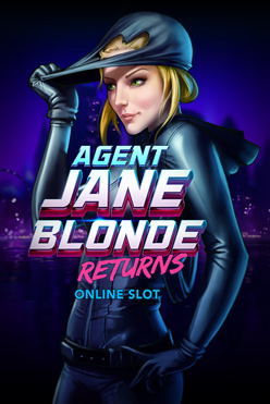 Играть Agent Jane Blonde Returns онлайн