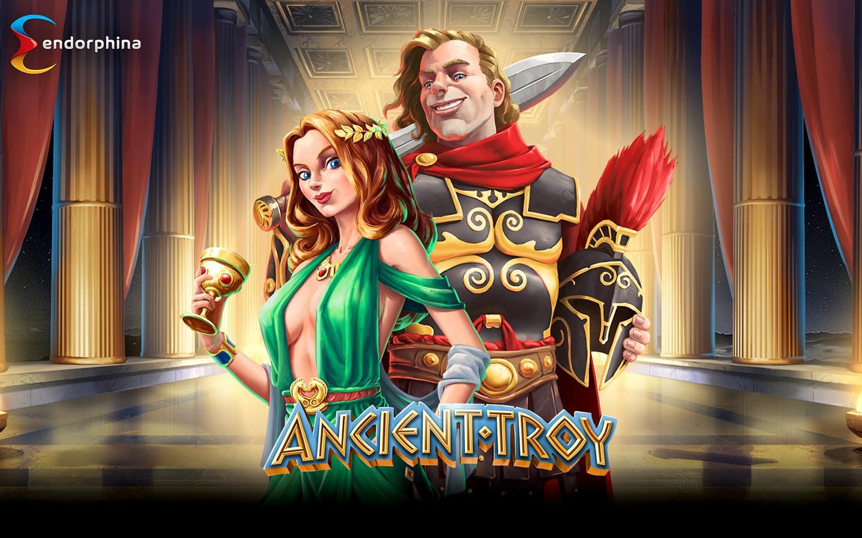 Игровой автомат Ancient Troy