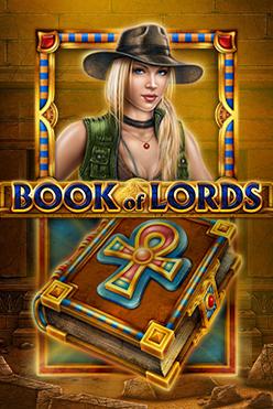 Играть Book of Lords онлайн