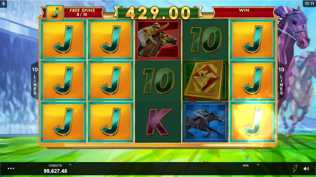 Bookie of Odds игровой автомат