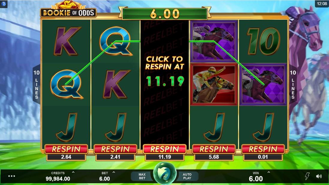 Bookie of Odds играть