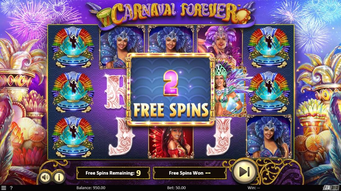 Carnaval Forever играть бесплатно