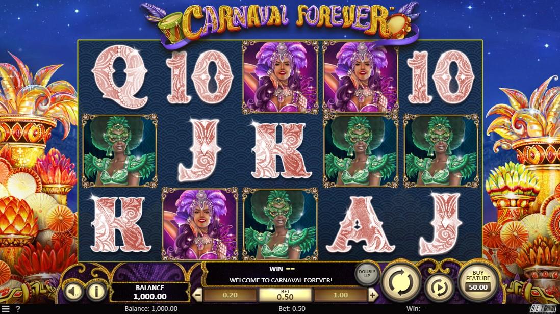 Игровой автомат Carnaval Forever