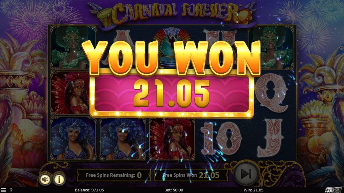Carnaval Forever играть онлайн