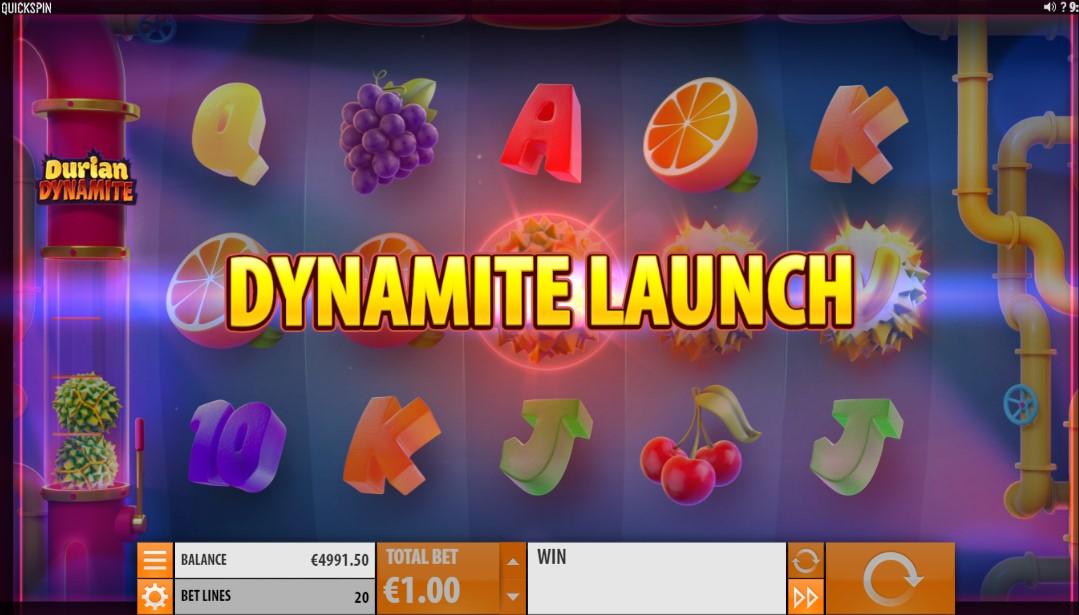 Durian Dynamite слот играть