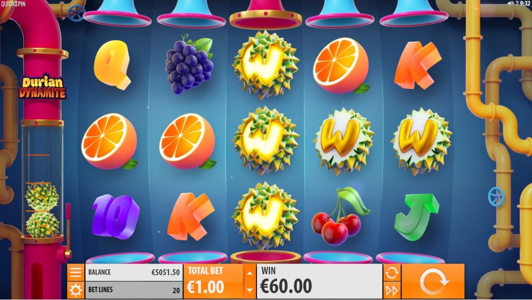 Durian Dynamite игровой автомат