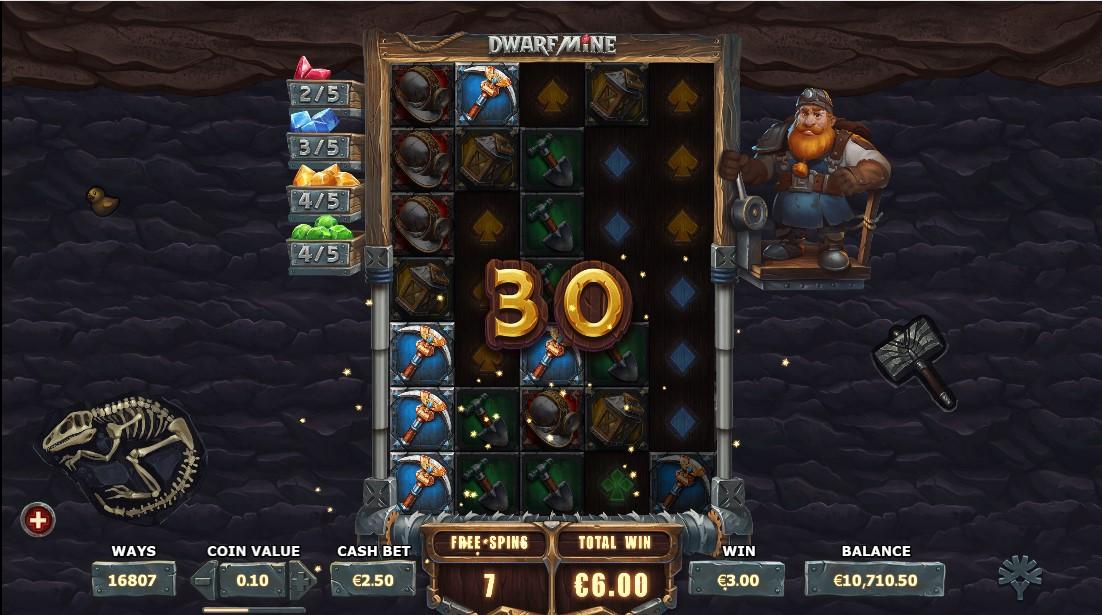 Dwarf Mine играть бесплатно
