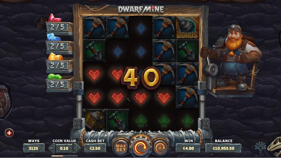 Бесплатный слот Dwarf Mine