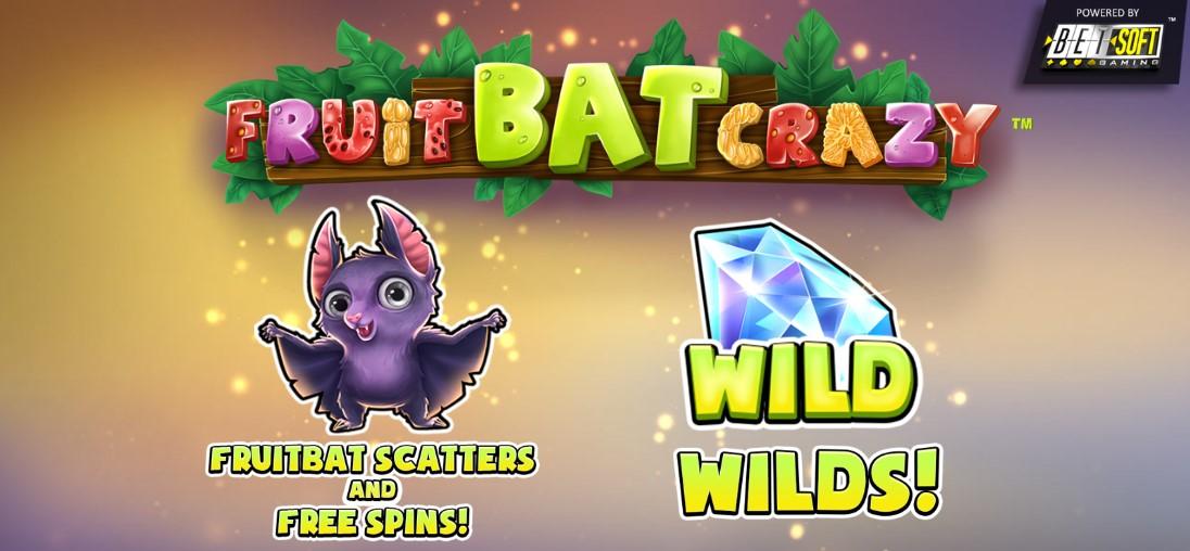 Игровой автомат Fruit Bat Crazy
