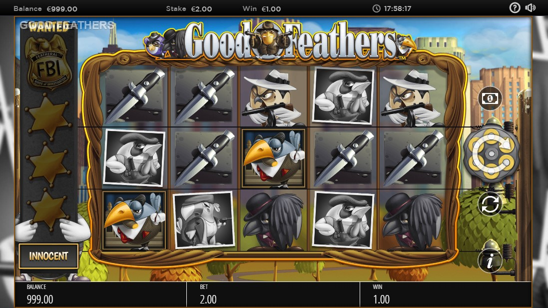 Слот GoodFeathers