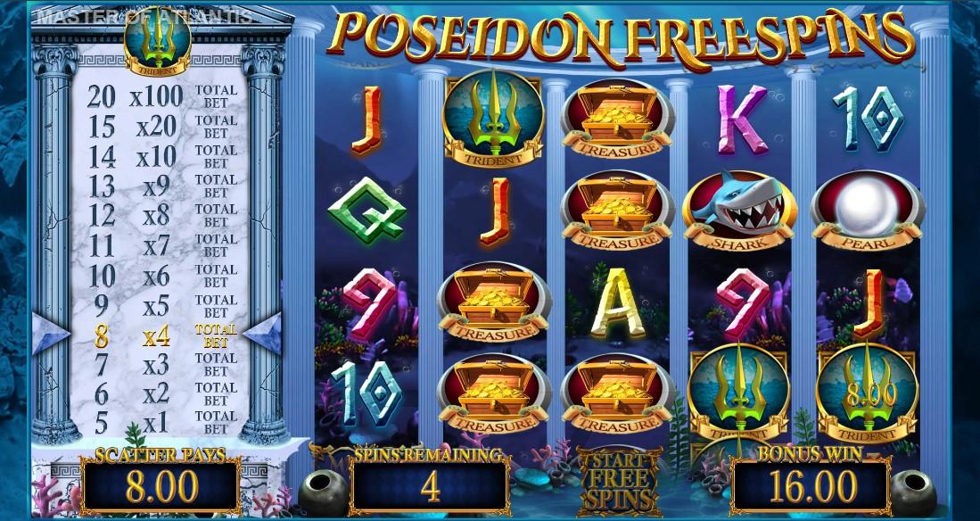 Играть бесплатно Master of Atlantis
