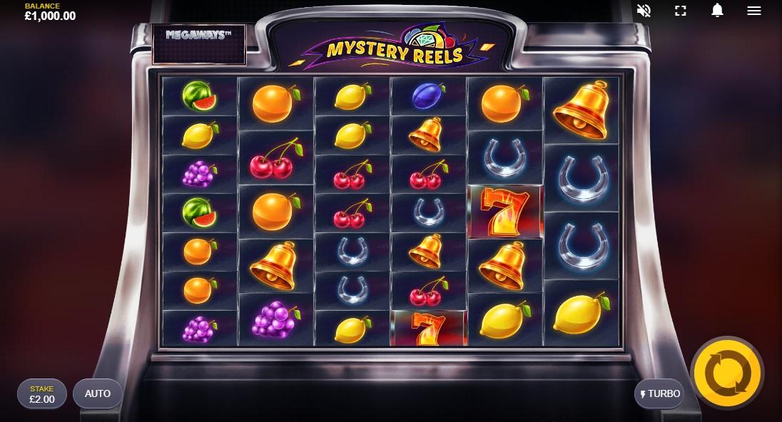 Mystery Reels Megaways онлайн слот