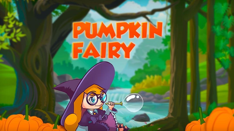 Игровой автомат Pumpkin Fairy
