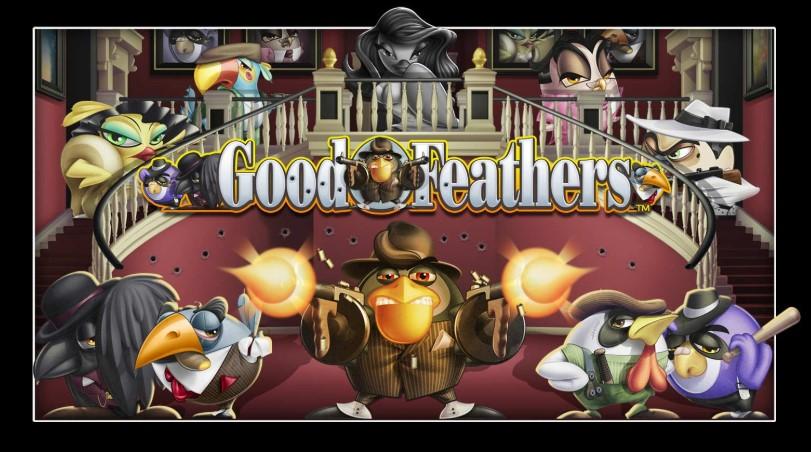 Игровой автомат GoodFeathers