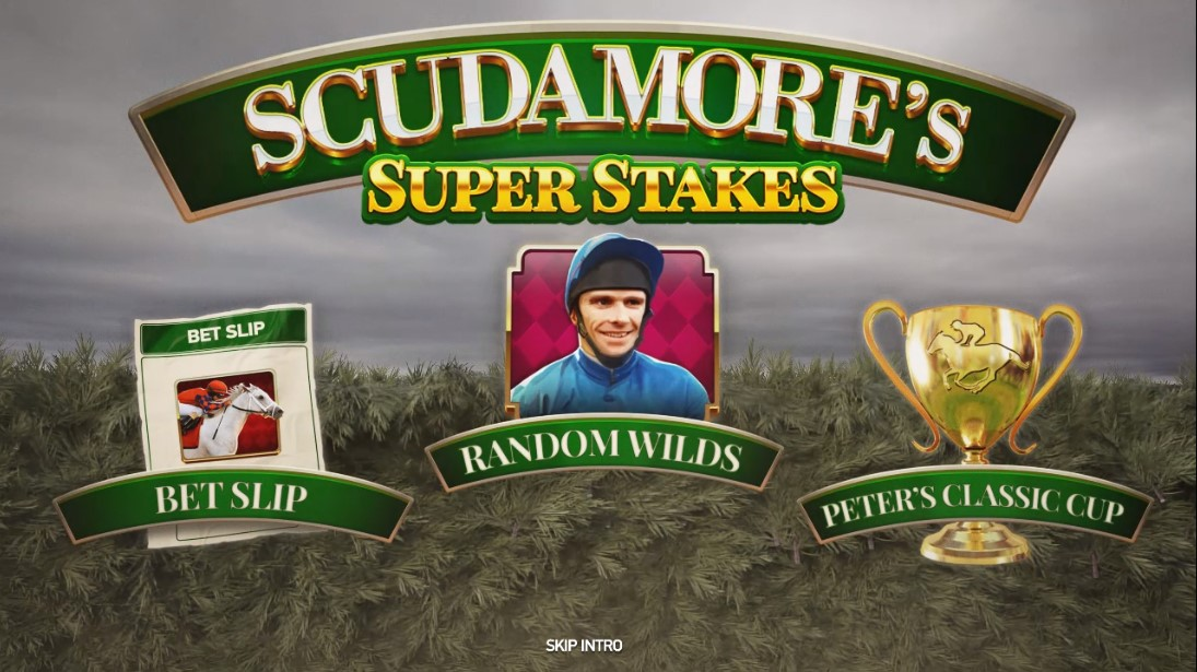 Игровой автомат Scudamore's Super Stakes