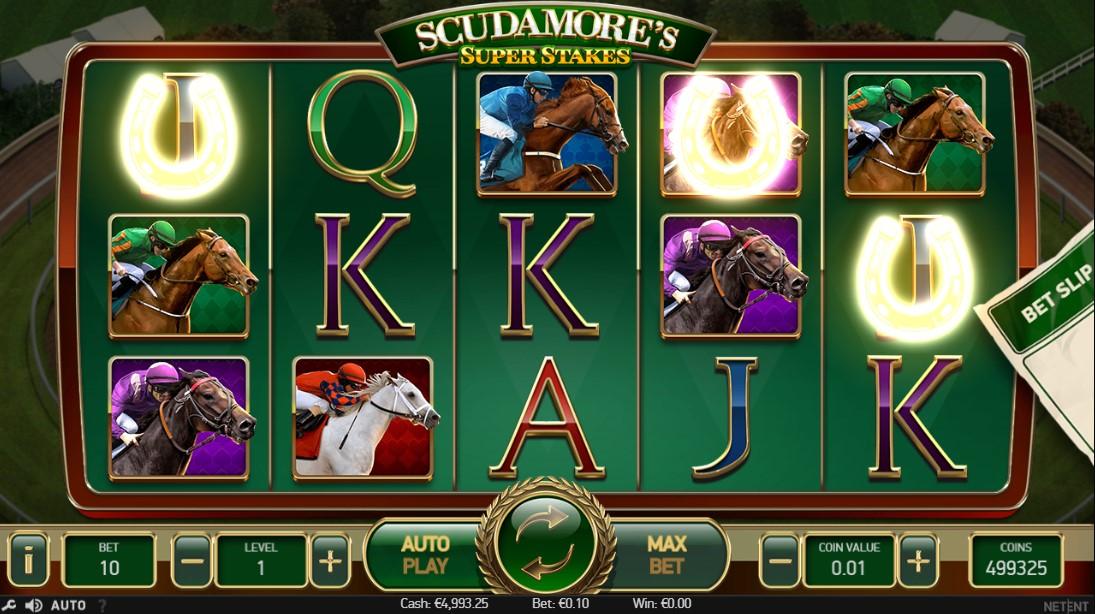 Слот Scudamore's Super Stakes играть