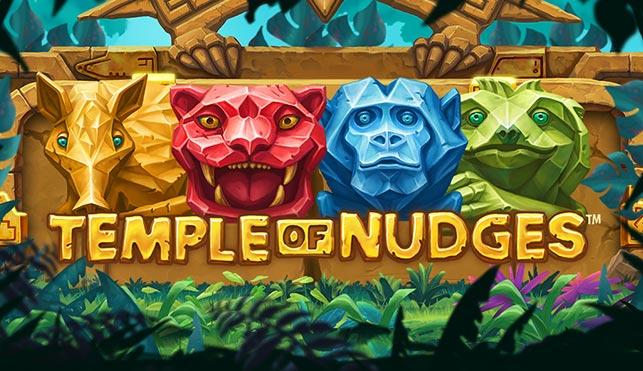 Игровой автомат Temple of Nudges