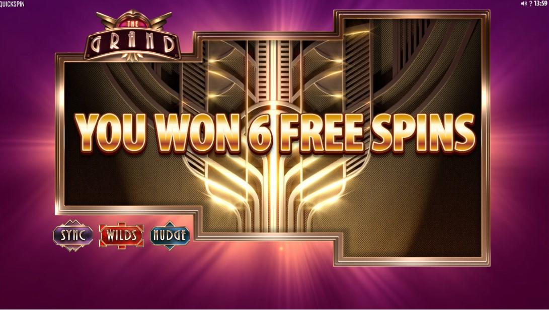 The Grand играть бесплатно