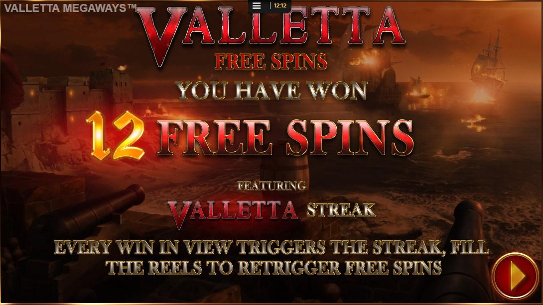 Valletta играть бесплатно