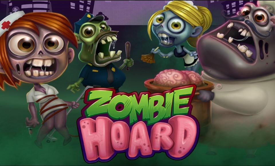 Играть Zombie Hoard бесплатно