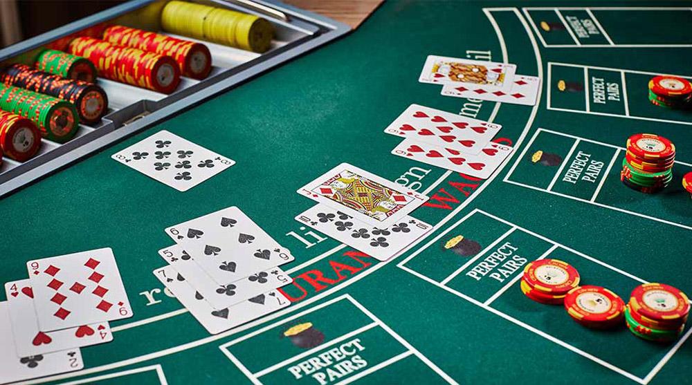 онлайн блэкджек казино