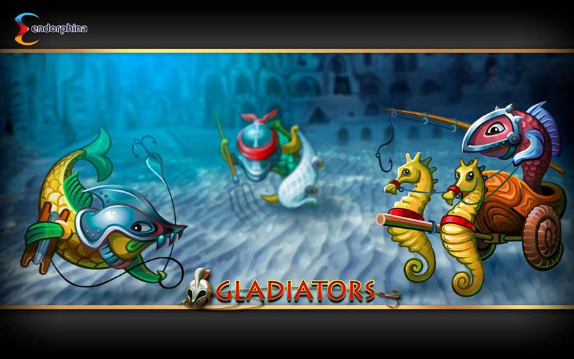 Gladiators игровой автомат