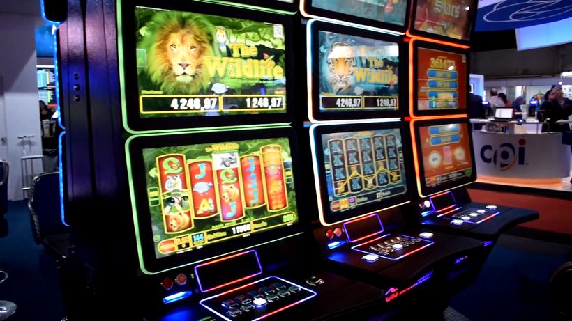 игровые автоматы собственные