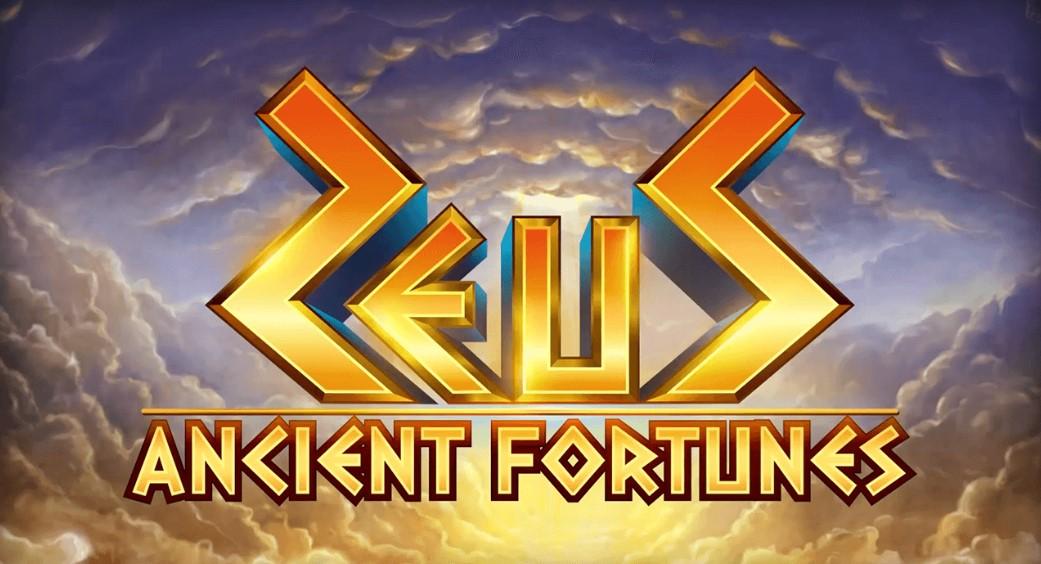 Играть бесплатно Ancient Fortunes Zeus