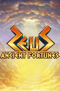 Играть Ancient Fortunes Zeus онлайн