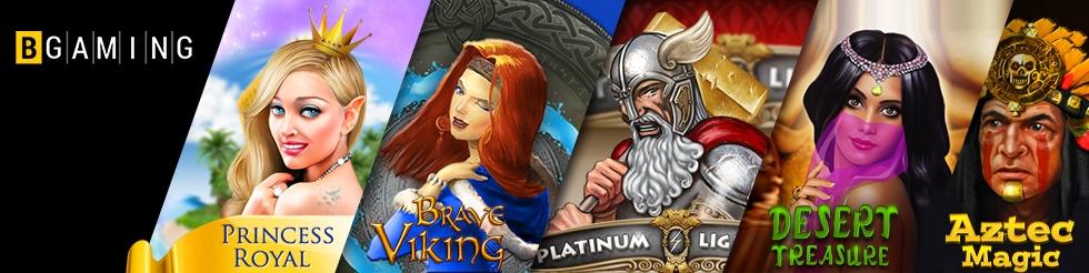Бесплатные игровые автоматы BGaming