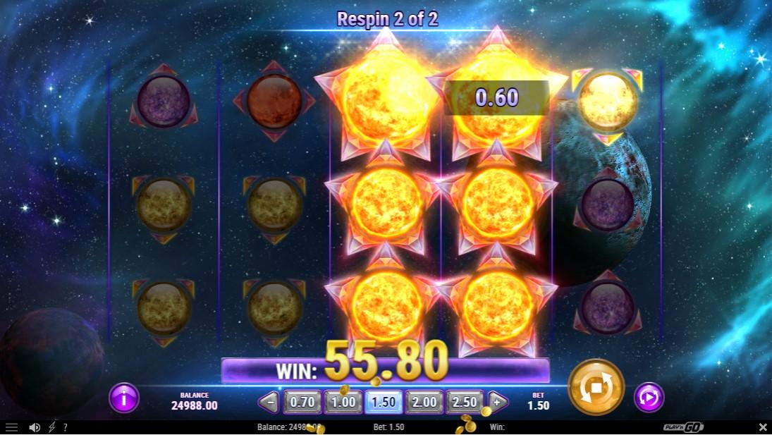 Игровой автомат Crystal Sun