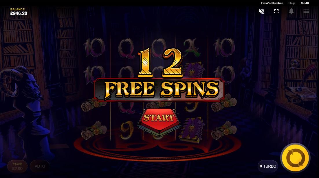 Бесплатный игровой автомат Devil's Number