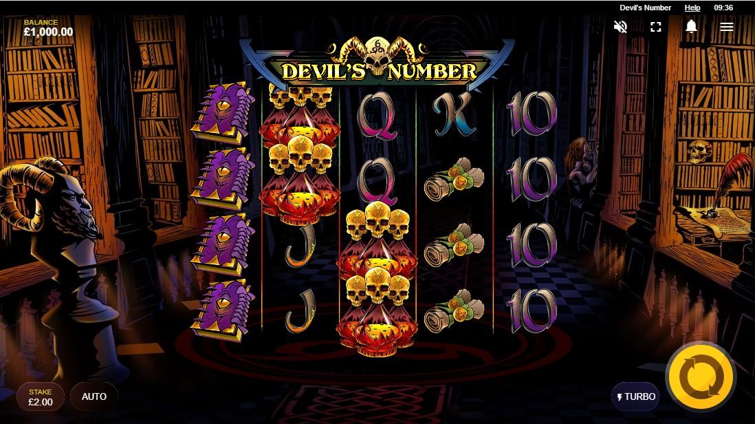 Devil's Number онлайн слот