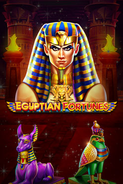 Играть Egyptian Fortunes онлайн